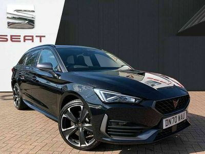 used Cupra Leon Estate Special Edition 1.4 eHybrid First 5dr DSG