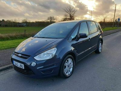 used Ford S-MAX 1.6 T EcoBoost Zetec (s/s) 5dr