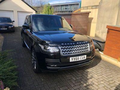 used Land Rover Range Rover 3.0 TD V6 Vogue SE Auto 4WD (s/s) 5dr