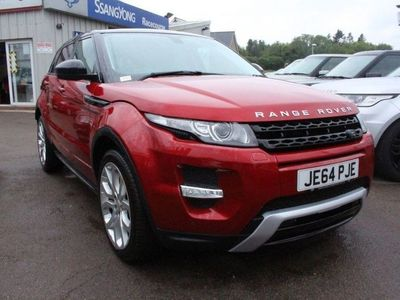 used Land Rover Range Rover evoque 2.2 SD4 DYNAMIC 5d 190 BHP AMAZING VALUE BE QUICK