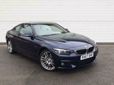 used BMW 440 4 SERIES COUPE i M Sport 2dr Auto [Professional Media]