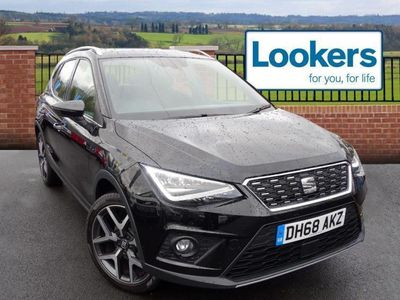 used Seat Arona HATCHBACK 1.0 TSI 115 Xcellence Lux [EZ] 5dr DSG