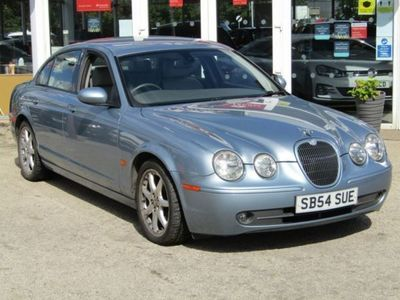 used Jaguar S-Type 2.7 V6 SPORT 4d 206 BHP 1 Owner from New, Full Leather