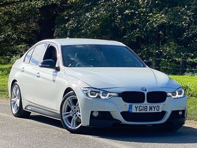 used BMW 318 3 Series 2.0 d M Sport Auto (s/s) 4dr