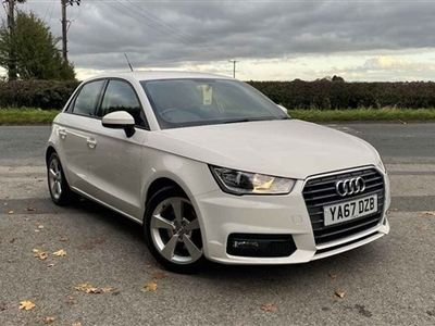 used Audi A1 1.4 TFSI 150 S Line 3dr