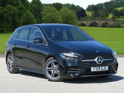 used Mercedes B180 B Class DieselAMG Line 5dr Auto