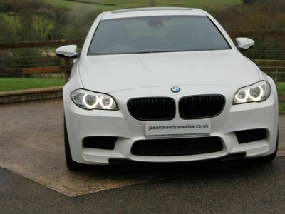 used BMW M5 4.4 V8 M Performance Edition M DCT 4dr