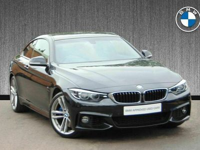 used BMW 440 4 Series i M Sport Coupe Coupe 2019