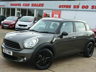 used Mini One D Countryman 1.6 (Pepper) 5dr