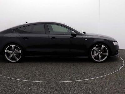 used Audi A7 TDI QUATTRO S LINE BLACK EDITION Hatchback 2014
