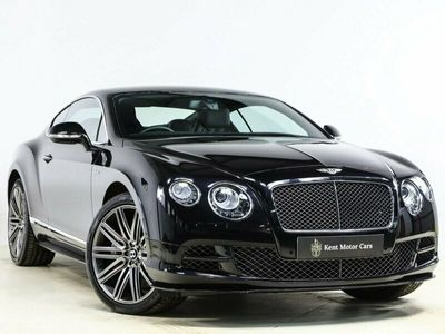 used Bentley Continental GT 6.0 W12 [590] 2dr Auto