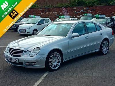 used Mercedes E320 E ClassCDI SPORT