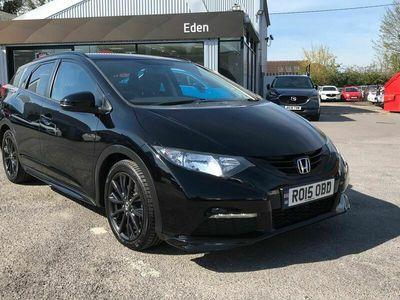 used Honda Civic I-dtec Black Edition Estate 5dr 1.6