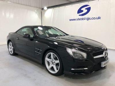 used Mercedes SL400 SL CLASS 3.0AMG SPORT 2d 329 BHP VAT QUALIFYING