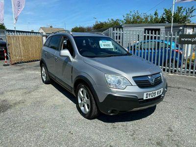 used Vauxhall Antara SE CDTI