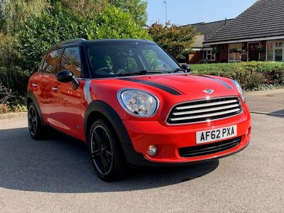 used Mini Cooper D Countryman 1.6 (Pepper) ALL4 5dr