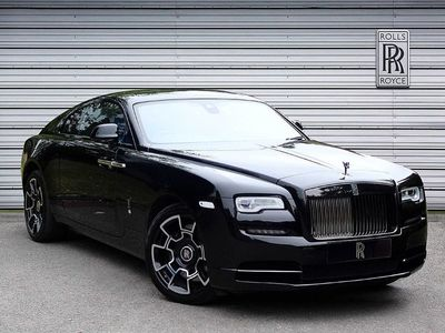 used Rolls Royce Wraith Black Badge 2dr Auto