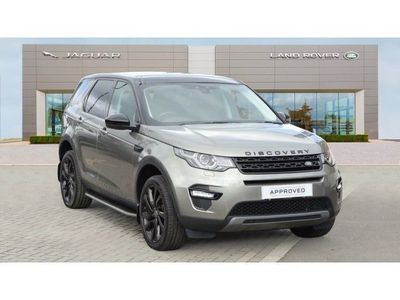 used Land Rover Discovery Sport 2.0 SD4 240 HSE Black 5dr Auto