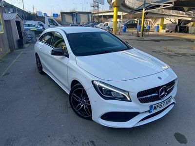 used Mercedes CLA200 Shooting Brake Cla Class 2.1 d AMG Line (s/s) 5dr