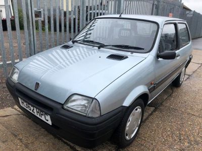 used Rover Metro 1.1 S 3dr