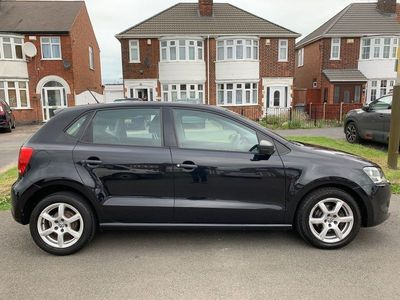used VW Polo 1.2 S 5dr (a/c)