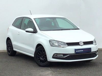 used VW Polo 1.0 75 Match 3dr