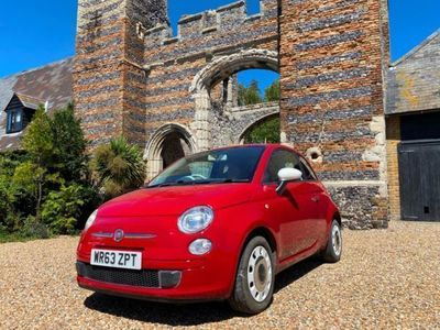 used Fiat 500 Hatchback 1.2 Colour Therapy 3d