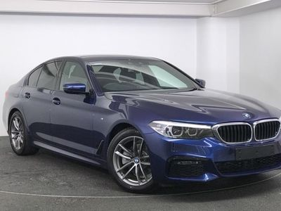 used BMW 520 5 SERIES 2019 West Tullos Industrial Estate d M Sport Saloon