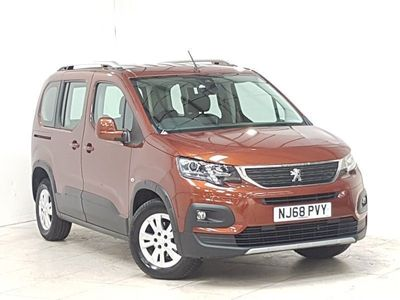 used Peugeot Rifter 1.5 BlueHDi 100 Allure 5dr