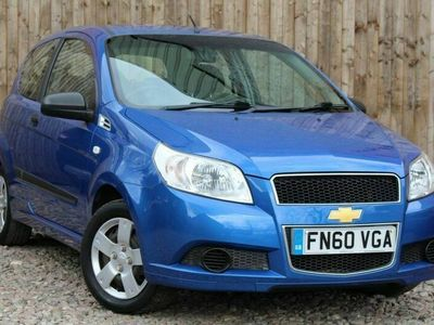 used Chevrolet Aveo 1.2 S 5dr - FREE DELIVERY AVAILABLE!