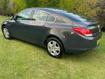 used Vauxhall Insignia 2.0 CDTi 16v Exclusiv 5dr