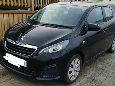 used Peugeot 108 1.0 VTi Active 2 Tronic 5dr