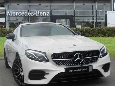 used Mercedes E300 E-ClassAMG Line Premium Plus 2dr 9G-Tronic