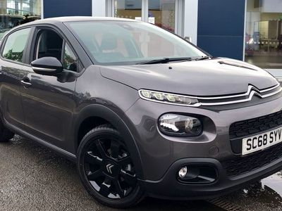 used Citroën C3 1.2 PureTech Feel Nav Edition (s/s) 5dr hatchback