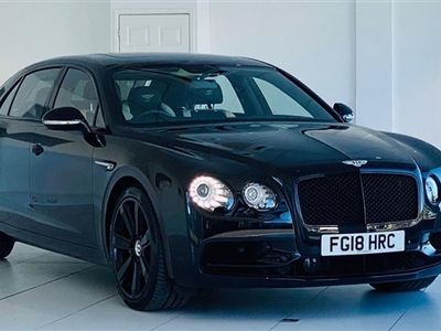 used Bentley Flying Spur 4.0 V8 S Auto 4WD 4dr
