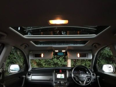used Honda CR-V 2.0 i-VTEC EX 5dr