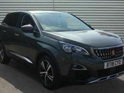 used Peugeot 3008 SUV 1.5 BlueHDi Allure (s/s) 5dr diesel estate
