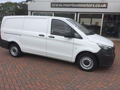 used Mercedes Vito 114CDI BlueTec Van