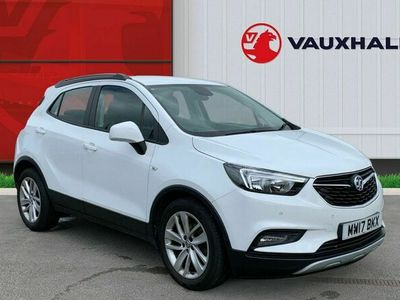 used Vauxhall Mokka X 1.4i Turbo Active SUV 5dr Petrol (s/s) (140 Ps)