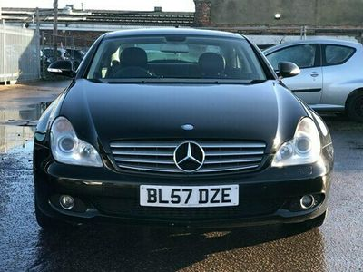 used Mercedes CLS320 CLS CoupeCDI (04/08-06/09) 4d Tip Auto