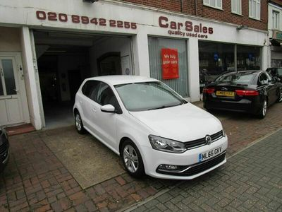 used VW Polo 1.0 Match (60ps) 5d