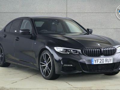 used BMW 330 d M Sport Saloon