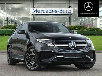 used Mercedes EQC400 400 4MATIC AMG Line Premium 5dr
