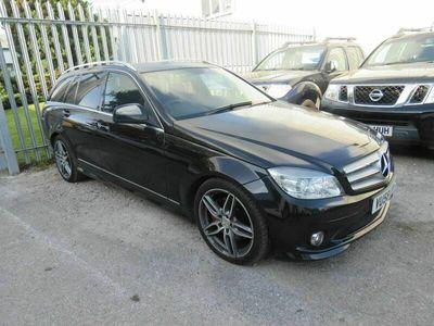 used Mercedes C320 C-Class EstateCDI Sport 5d Auto