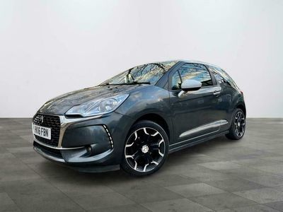 used DS Automobiles DS3 1.6 BlueHDi Elegance (s/s) 3dr