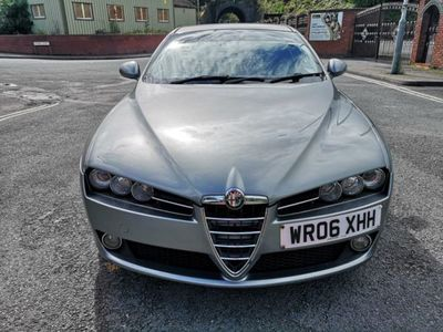 used Alfa Romeo 159 1.9 JTDM 16v Lusso 4dr