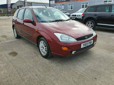 used Ford Focus GHIA 2.0 5dr