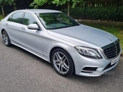 used Mercedes S350 S ClassD L AMG LINE EXECUTIVE AUTO