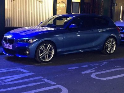 used BMW 118 1 Series 1.5 i M Sport (s/s) 3dr