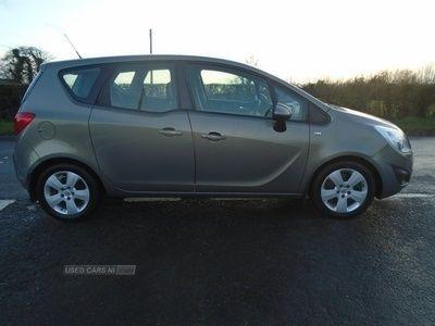 used Vauxhall Meriva S AC CDTI